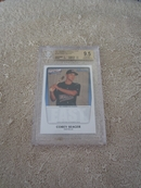 Corey Seager 2011 Perfect Game Topps Bowman Rookie Card graded BGS 9.5 GEM MINT