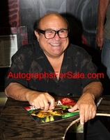 Danny DeVito autographed It's Always Sunny in Philadelphia 5x7 photo card