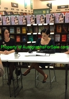 Dita Von Teese autographed Your Beauty Mark hardcover coffee table book