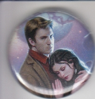 Firefly 2014 Comic-Con set of 2 buttons or pins