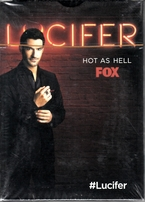Gotham Lucifer 2016 San Diego Comic-Con SDCC promo deck of playing cards SEALED