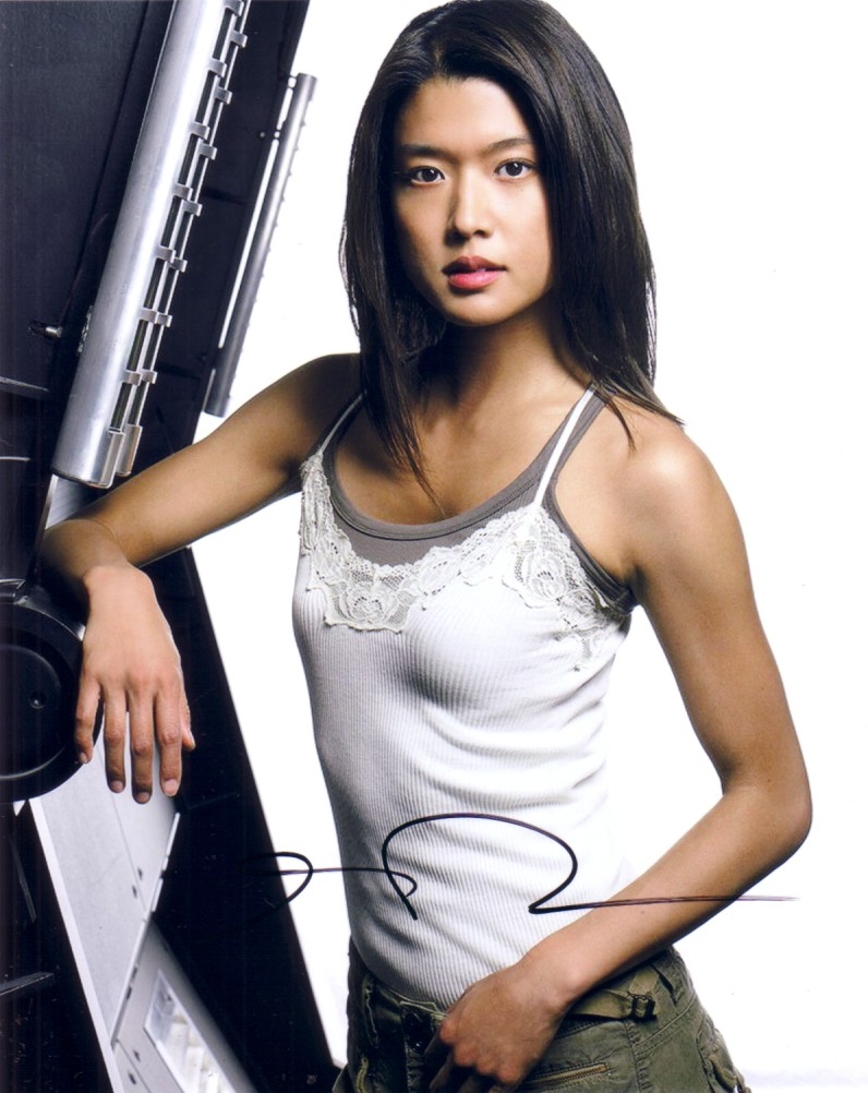 Grace Park (actress) Grace Park (actress) new picture