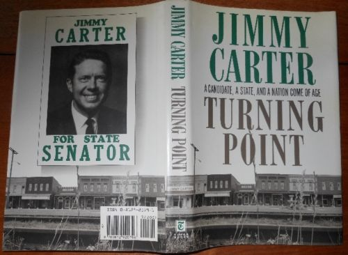 jimmy carter turning point Find great deals on ebay for jimmy carter signed turning point shop with confidence.