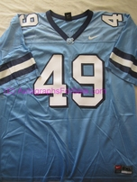 Julius Peppers North Carolina authentic Nike stitched blue throwback jersey