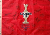 LPGA Tour & Celebrity Golf Autographs