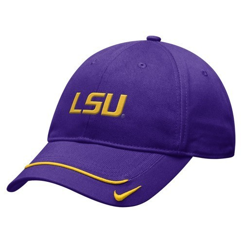 the best attitude 39690 02b6b ... discount code for lsu tigers purple nike cap or hat new f8f09 59aa1