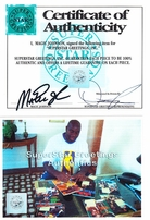 Magic Johnson autographed Los Angeles Lakers 1984 Sports Illustrated (Superstar Greetings)
