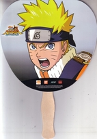 Naruto Shippuden Ultimate Ninja Storm Generations 2012 Wondercon promo fan