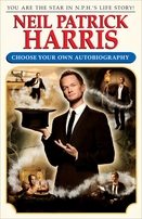 Neil Patrick Harris autographed Choose Your Own Autobiography hardcover book