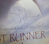 Norman Cohn autographed Atanarjuat The Fast Runner full size 27x40 movie poster