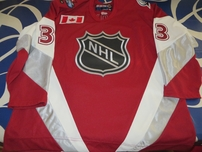 Patrick Roy 1998 NHL All-Star Game authentic CCM stitched XL jersey NEW