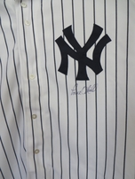 Paul O'Neill autographed New York Yankees authentic game model jersey (Steiner)