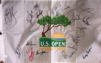 PGA Tour Golf Autographs