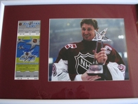 Retired Hockey Player Autographs