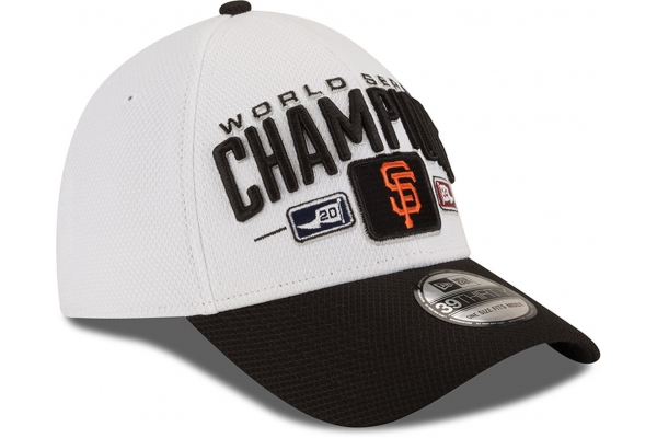 679c3d2ced8 San Francisco Giants 2014 World Series Champions locker room cap or hat NEW