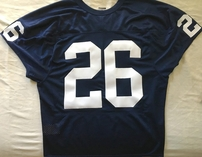 Saquon Barkley 2016 Penn State authentic Nike #26 stitched loose cut jersey NEW