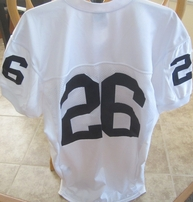 Saquon Barkley 2016 Penn State authentic Nike #26 white stitched loose cut jersey NEW