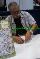 Sergio Aragones autographed The Wild and Wacky World of Sergio Aragones 1977 DC comic book