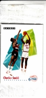 Terry Cummings & Charles Smith 1991-92 SkyBox mini basketball cards