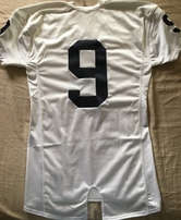 Trace McSorley Penn State 2016 authentic Nike white stitched pro cut size LARGE jersey NEW