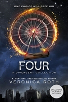 Veronica Roth autographed Four A Divergent Collection hardcover book