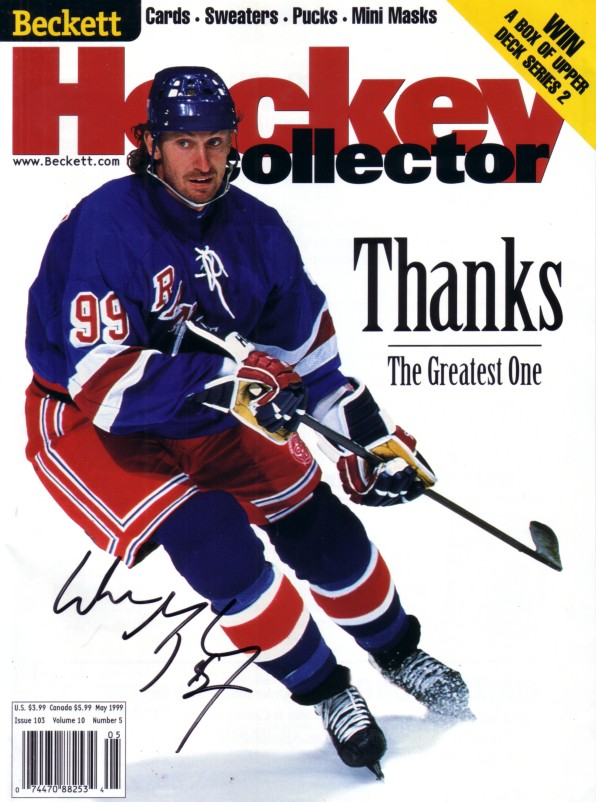 Image result for nhl wayne gretzky 1999