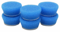 1 inch Buff and Shine Uro-Tec Foam Pads