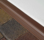 20' Garage Door Seal in Brown