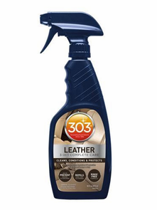 303 Automotive Leather 3 in 1 Complete Care