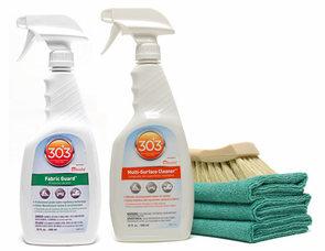 303 Fabric Guard & Cleaner Combo