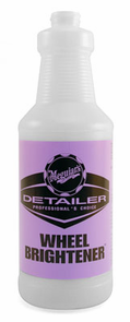 32 oz. Meguiars Wheel Brightener Bottle