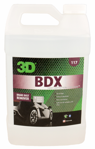 3D BDX Brake Dust Remover 128 oz