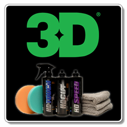 3D Car Care Kits