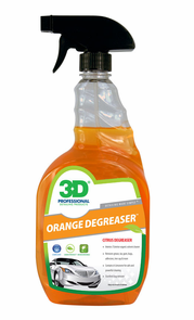 3D Orange Citrus Degreaser 24 oz.