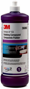 3M Perfect-It EX Rubbing Compound 32 oz. - 36060