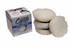 4 Pack Cyclo 4 inch Light Cutting Wool Pads