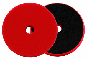 5.5 inch Lake Country Force Hybrid Red Pad (Single)
