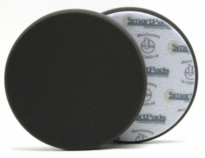6.5 Inch Black Finishing Flat Pad