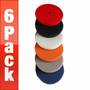 6.5 inch Lake Country Force Hybrid Foam Pads 6 Pack - Your Choice!