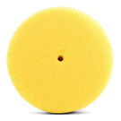 6 inch Lake Country Kompressor Yellow Medium Cutting Foam Pad