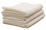 Arctic White Microfiber Towel, 16 x 16 inches, 3 Pack