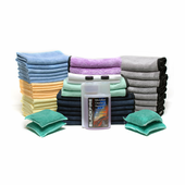 "Autopia Best Microfiber Towel Kit<font color=""ff0000""><strong> ON SALE</strong></font>"