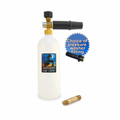 Autopia Car Care Pressure Washer Foam Cannon HP Kit