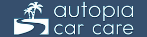 Autopia Car Care Wall Banner - Previous Logo