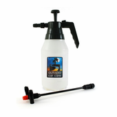 Autopia Chemical Resistant Pressure Sprayer with Double Barrel Extension