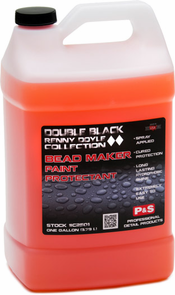 Renny Doyle Double Black Bead Maker Paint Protectant- 128 oz.