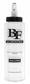 BLACKFIRE 8 oz. Squeeze Bottles