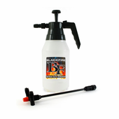 Blackfire Chemical Resistant Pressure Sprayer with Double Barrel Extension