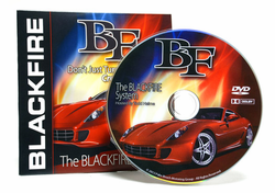 BLACKFIRE Complete Car Care System Instructional How-to DVD