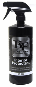 BLACKFIRE Interior Protectant - 32 oz.